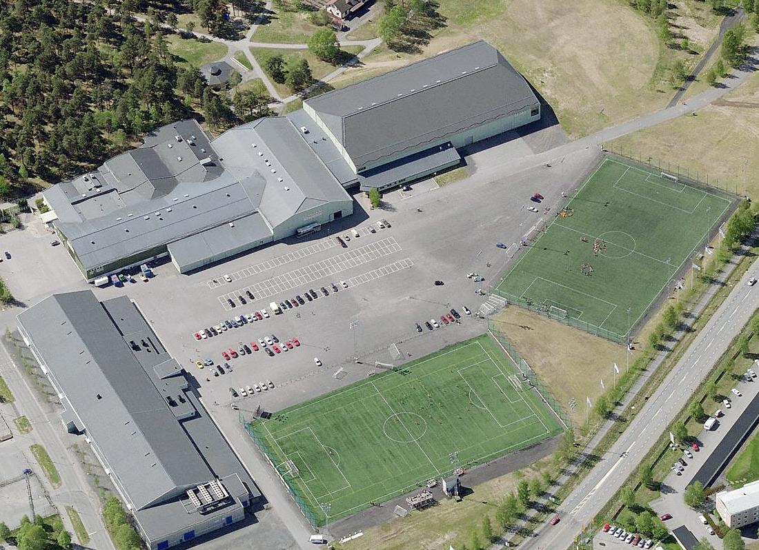 nolia umeå karta Fritids  och idrottsanläggningar inom Umeå Kommun nolia umeå karta